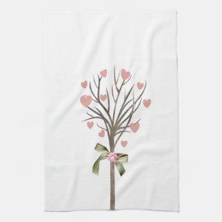 Tree of Love American MoJo Kitchen Towels