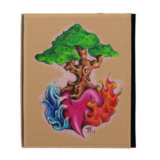 Tree Of Love Caseable Case iPad Folio Case