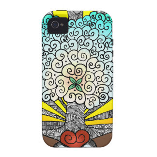 Tree of Love iPhone 4/4S Cover