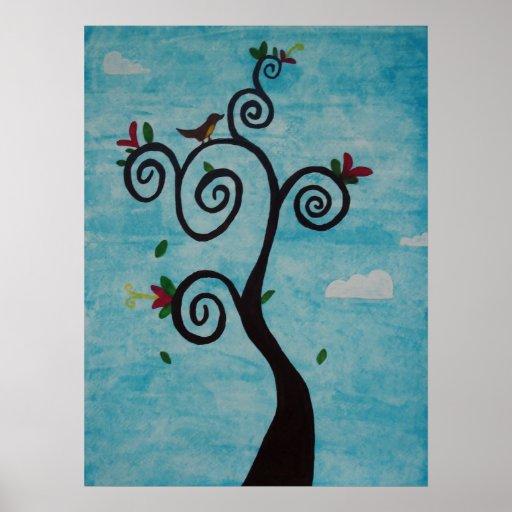 Tree of Love Print