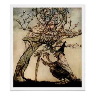 Tree of Mine! Poster