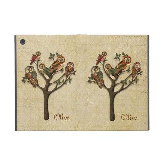 Tree of Owls iPad Case
