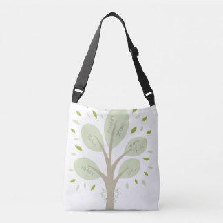Tree of Wisdom Crossbody Bag