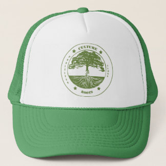 tree ohm trucker hat