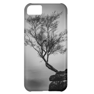 Tree on a Cliff iPhone 5C Case