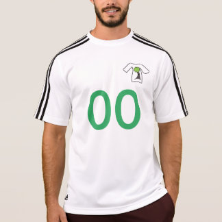 Tree on soccer jersey T-Shirt