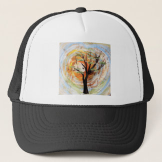 Tree on Tree Trucker Hat