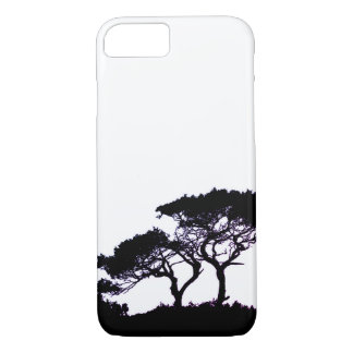 Tree Outline Phone Case