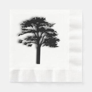 Tree Paper Serviettes