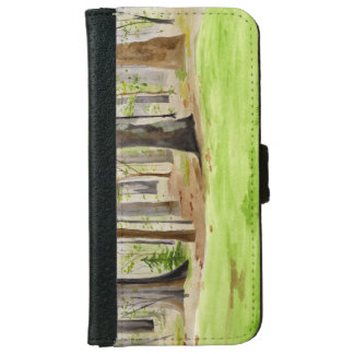 Tree phone wallet