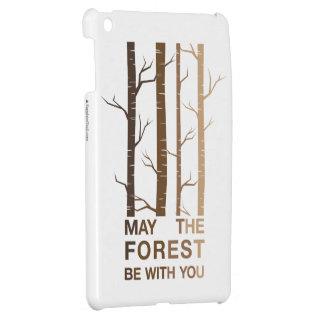 Tree Pun iPad Mini Cases