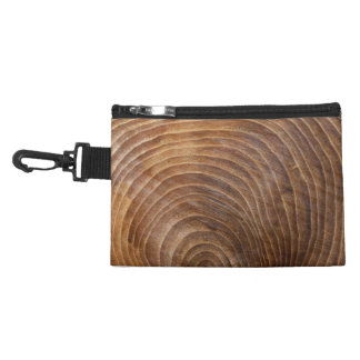 Tree rings accessory bags