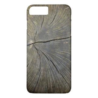Tree Rings wOOd iPhone 8 Plus/7 Plus Case