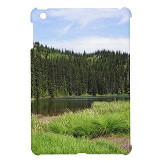 Tree River Pine iPad Mini Cover