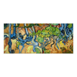 Tree Roots by Vincent van Gogh (July 1890) Card