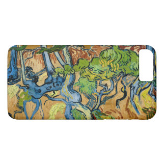 Tree Roots by Vincent van Gogh (July 1890) iPhone 8 Plus/7 Plus Case