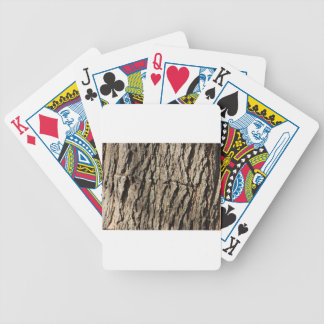 Tree Side Bicycle Playing Cards