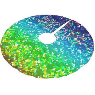 Tree Skirt Glitter Graphic