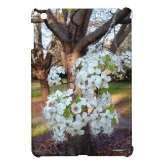 Tree Spring Flowers Hard Shell iPad Mini Case