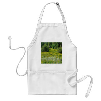 Tree Spring Woods Aprons