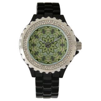 Tree Star Kaleidoscope Watch