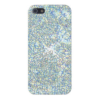 tree stump motive cover for iPhone 5/5S