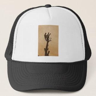 Tree Surgeon Arborist at work present Trucker Hat