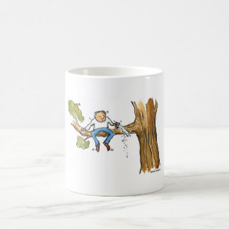 Tree surgeon coffee mug