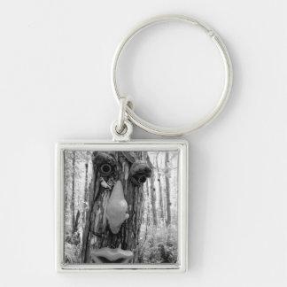 Tree troll on a Big Cypress tree. Key Ring