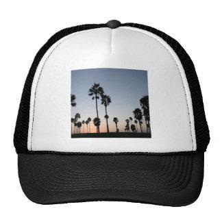Tree Venice Beach Palm Mesh Hat