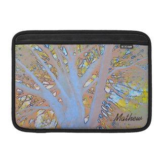 Tree Water Resistant Rickshaw MacBook Air sleeve