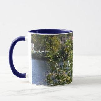 Tree Water Scene Mug