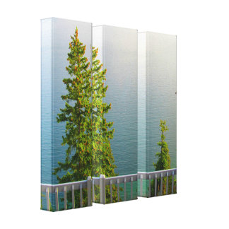 Tree Wrapped Canvas