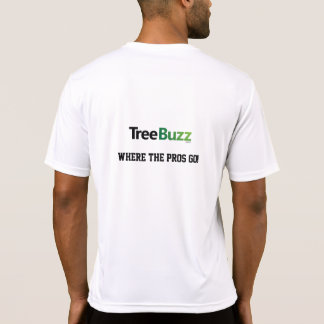 TreeBuzz Fitted T T-Shirt