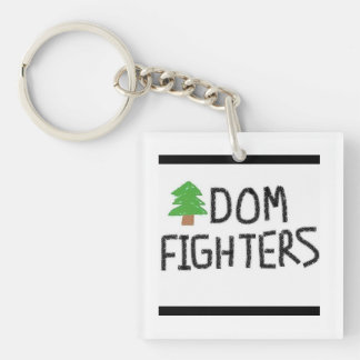 Treedom Fighters Keychain