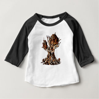 Treehouse 2 baby T-Shirt