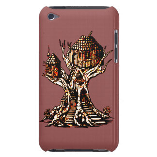 Treehouse 2 barely there iPod cases