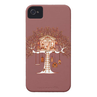 Treehouse Case-Mate iPhone 4 Cases