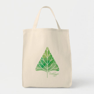 Treehugger Organic Grocery Tote Bag