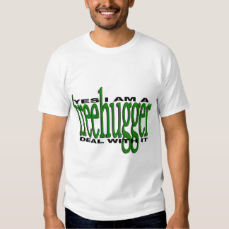 Treehugger Pride T Shirts