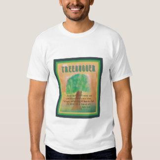 Treehugger Quote hoodie