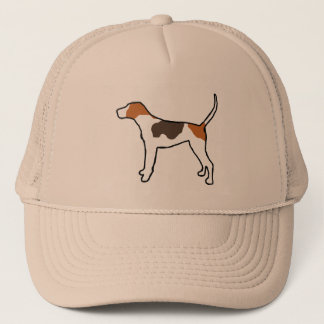 treeing walker coonhound silo color.png trucker hat