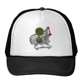 TreeInShoppingCart083010 Cap