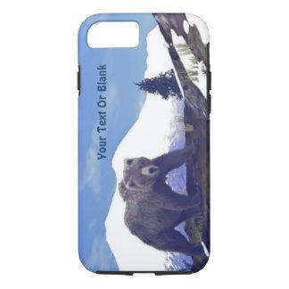 Treeline Grizzly iPhone 7 Case