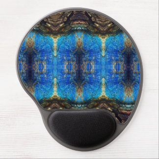 Treemo Gear Colorful Nature Pattern Gel Mouse Pad