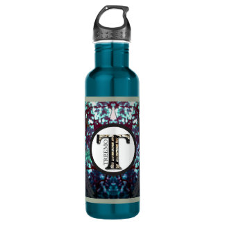 Treemo Gear Fading Light Nature Art Water Bottle 710 Ml Water Bottle