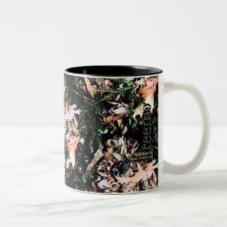 Treemo Gear Leaves & Cones Camo Coffee Mug
