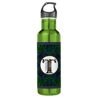 Treemo Hidden Treasures Nature Art Water Bottle 710 Ml Water Bottle