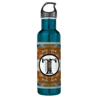 Treemo Untold Stories Nature Art Stainless Bottle 710 Ml Water Bottle