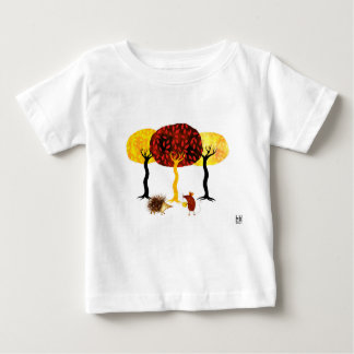 Trees and friends baby T-Shirt